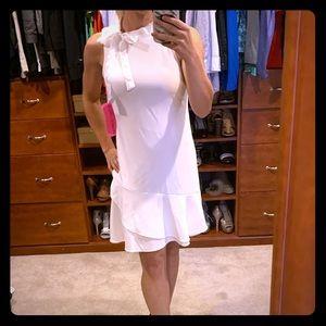 Betsy Johnson white summer dress